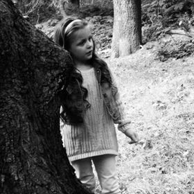 This image was taken during a lovely walk through woodland, this little girl was sure she would find fairys hidden everywhere.