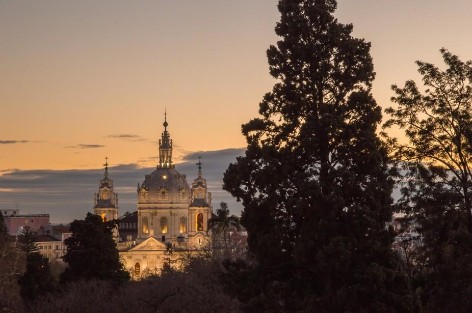Estrela at the Dawn