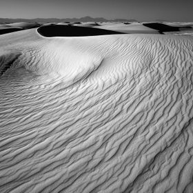 White Sands National Monument - New Mexico As I've explained in my previous entries, the desert, wow, one my main places - feels like home every ...