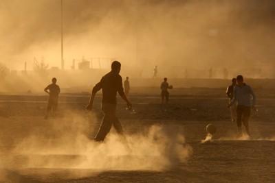 Kabul Street Footballers