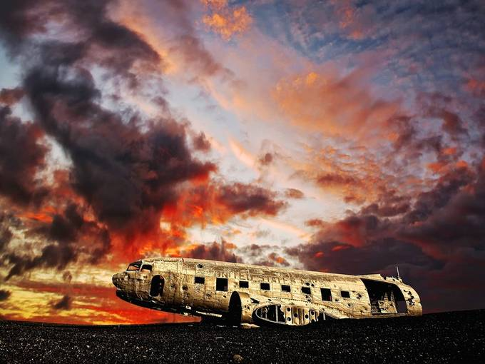 Remains of an Aircraft by Structor - Aircraft Photo Contest