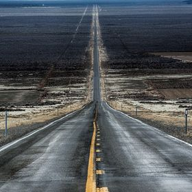 The long and not so winding roads of Northern Nevada