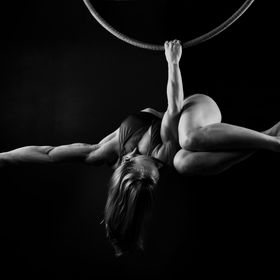 One of the amazing signature pieces from my Balance of Power Series, this is Wendy Lindquist in one of the most demanding poses you could ever see.