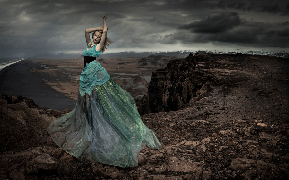 From the first shot in Iceland, I felt such a strong obligation to faithfully capture the sheer v...