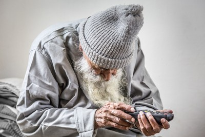 Old Age, New Technology