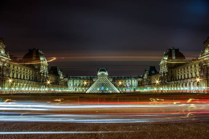 Paris by RichardBarnwell - Around the World Photo Contest