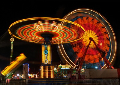 A Night at the County Fair