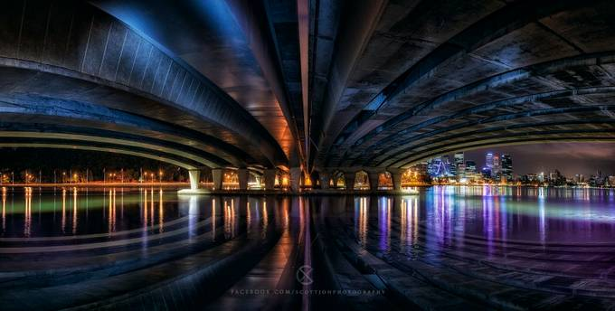 Mother Ship by scottmccook - Under The Bridge Photo Contest