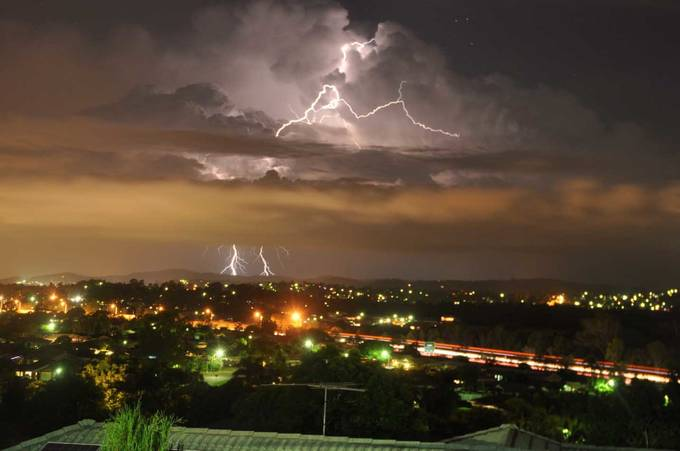Storm Season in Tanah Merah, Qld  by Roach1969 - Photofocus Feature Photo Contest Volume 1