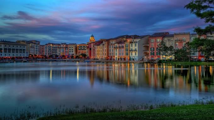 Portofino by clfowler - Light On Water Photo Contest