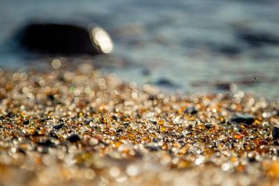 Kauai Glass beach
