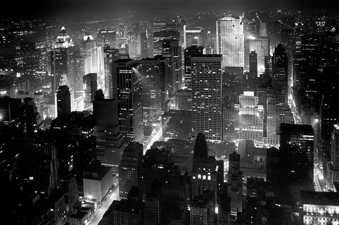 Sleepless In Manhattan by Billyboy - Foto Digital Volume 3 Photo Contest