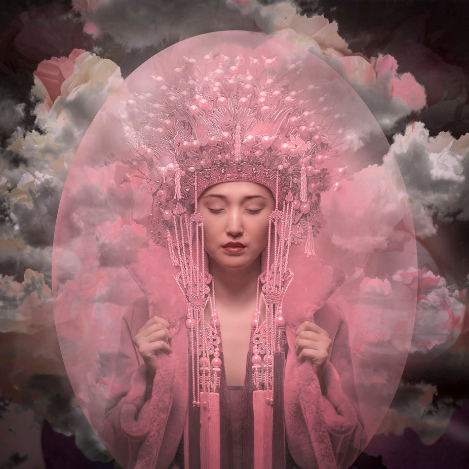Unmasked #3 by cheng-han - Pink Photo Contest