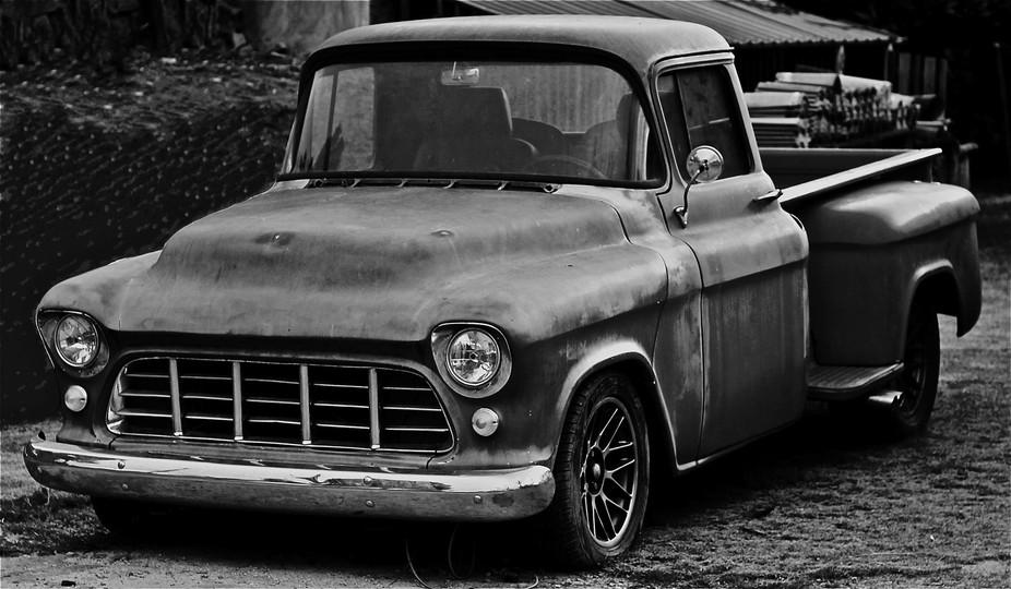 Chevrolet 1955 Pickup
