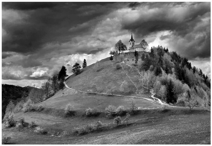 SAINT JAMES by nikosladic - Black And White Landscapes Photo Contest