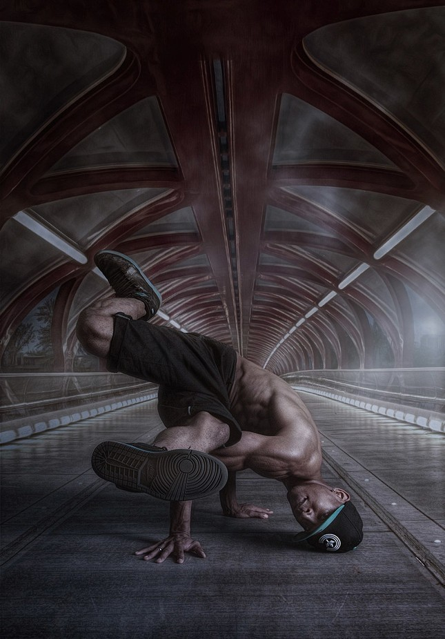 Dancer by Fotostyle-Schindler - Diagonals And Composition Photo Contest