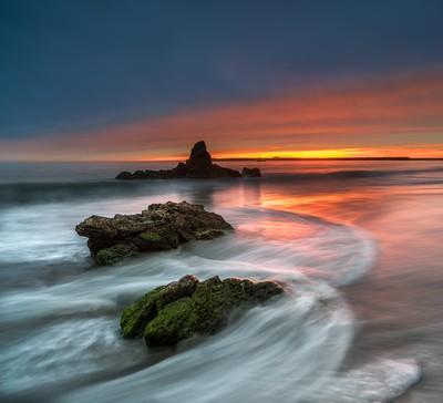 Mystical Sunset 2