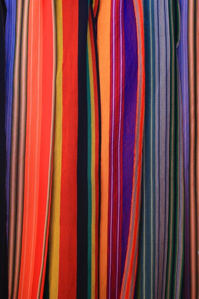 Textile Hammock Stripes
