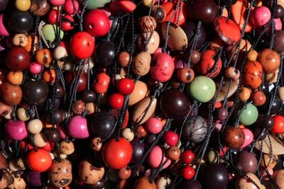 Tagua Nut Beads