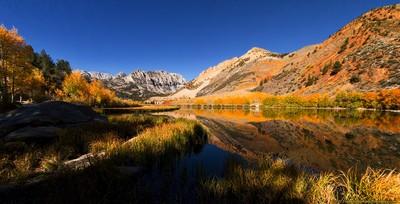 Fall Color, North Lake