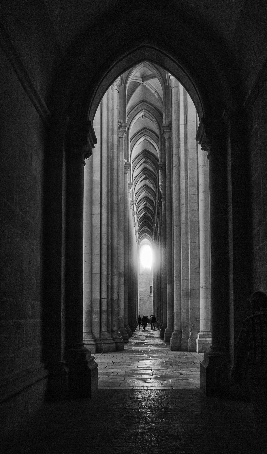 alcobaça monastery by annetteflottwell - High Ceilings Photo Contest