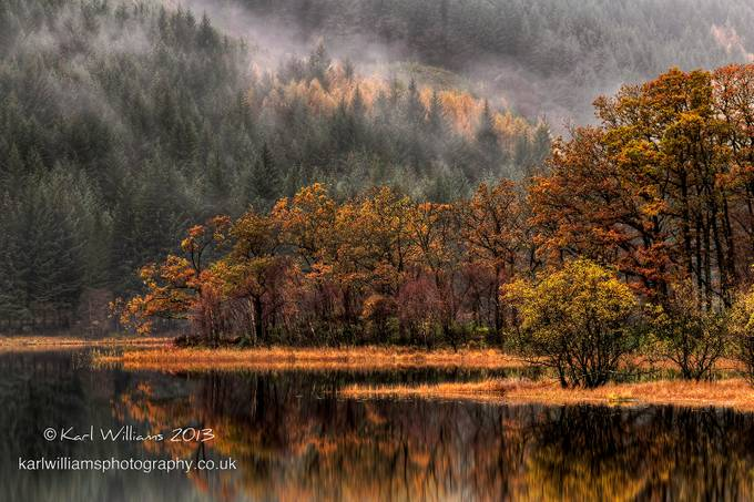 Chon Autumn (2) by KarlWilliamsPhotography - National Parks Photo Contest