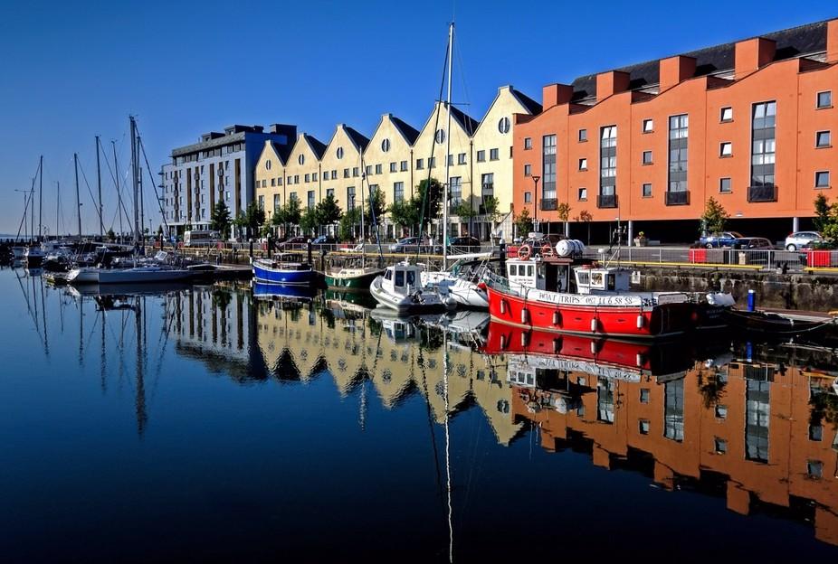 Galway Marina, Ireland