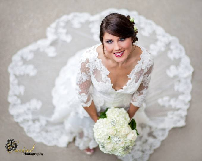 View from above by steffismith - Beautiful Brides Photo Contest