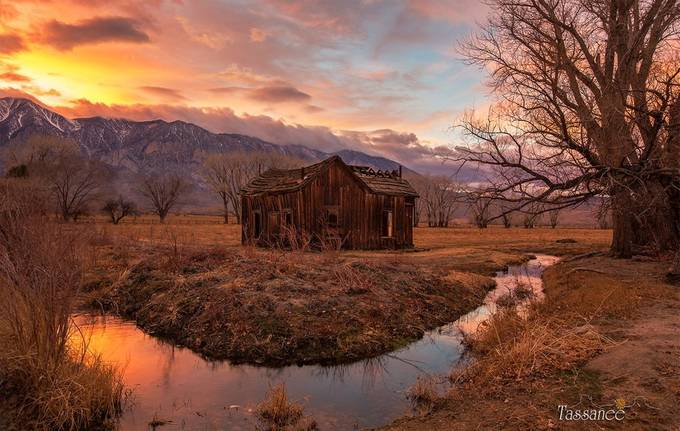 this old house   by tassanee - Isolated Cabins Photo Contest