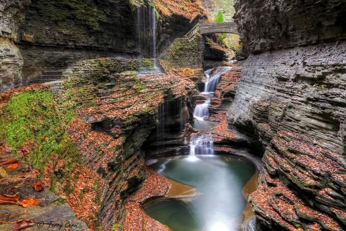 Rainbow Falls by terryc - Beautiful Waterfalls Photo Contest