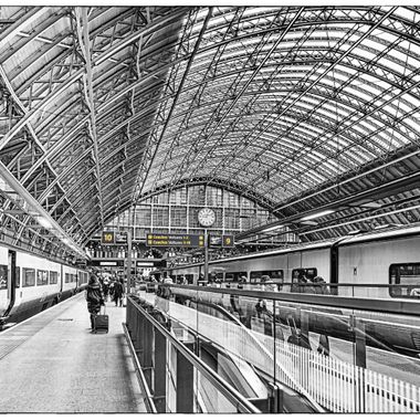 London_St Pancras Chaing Cross