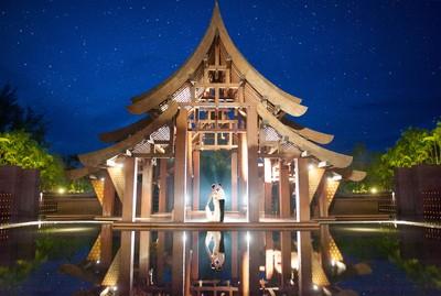 Phulay Bay Carlton Ritz Krabi Thailand wedding