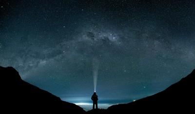 Star selfie Kilimanjaro