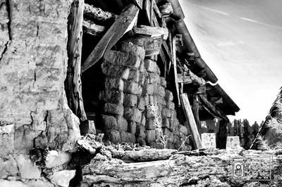 Abandoned Tools House - Casa de Aperos Abandonada