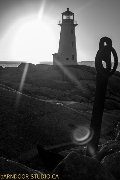 The Anchor and Lighthouse