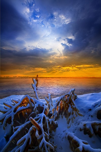 Restless Shores