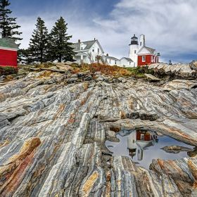 Pemaquid Point Lighthouse and Fisherman's Museum