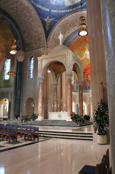 IMG_3108 Basilica of the National Shrine of the Immaculate Conception