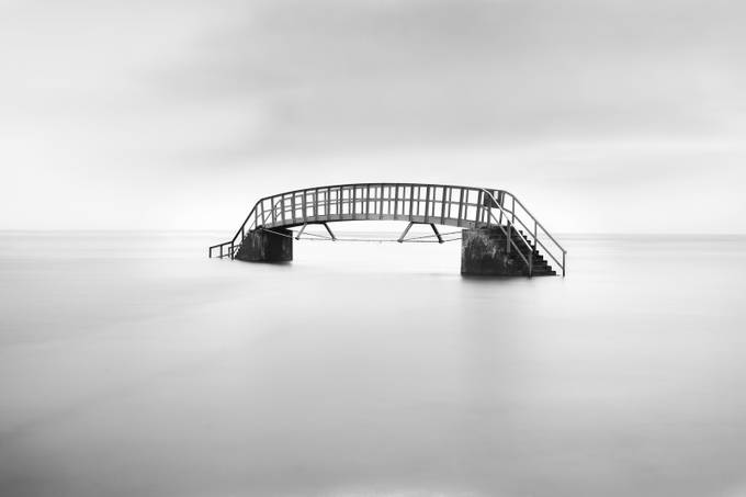 bridge by SamGorski - Black And White Landscapes Photo Contest