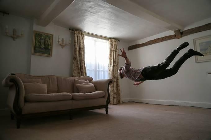 Simon by SimonB - Levitation Art Photo Contest