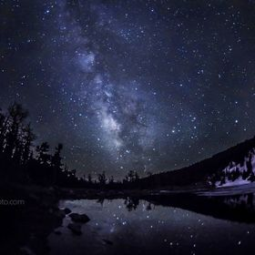 Hidden away deep in the Colorado Rockies, there is a lake that shines like the stars. The lights twinkle upon the water, shimmering like fish in ...