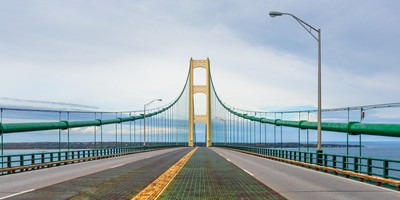Crossing the Straits of Mackinac - Copy
