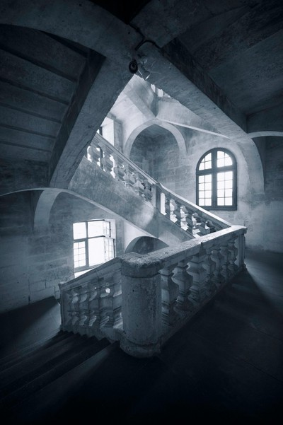 Brantome staircase