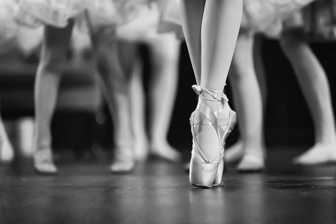 Ballerina by marrieladurandegui - Compositions 101 Photo Contest vol4