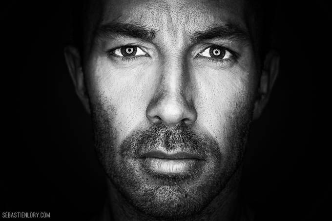 Self Portrait by sebastienlory - Dark Portraits Photo Contest