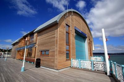 RNLI Lifeboat Station, Mumbles, Swansea
