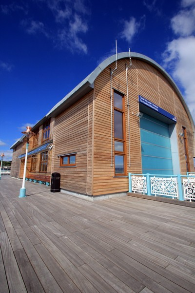 New RNLI Lifeboat Station, Mumbles, Swansea