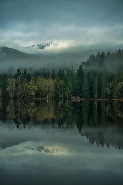 Lake Leland  Vertical