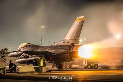 F-16 Engine Start