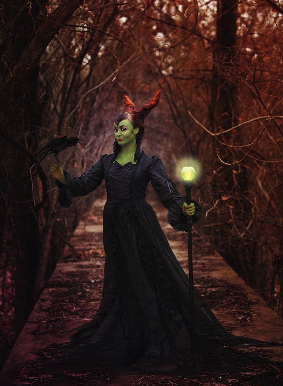 Maleficent by kateluber